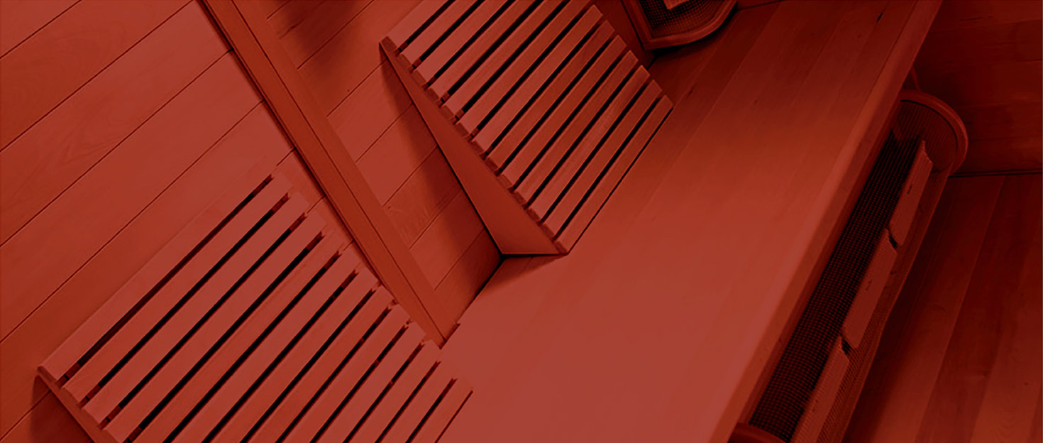 Image of the infrared saunas