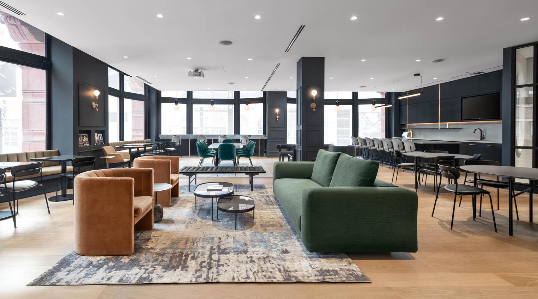 Image of the Tonic House lounge